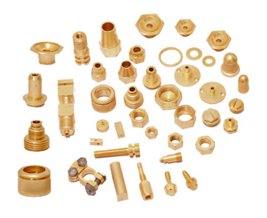Brass Turmed Parts